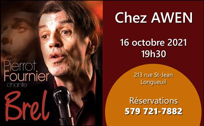 Pierrot Fournier Chez Awen